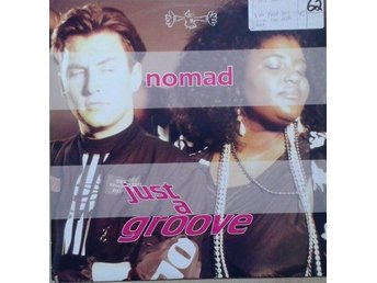 "Nomad title* Just A Groove* House 12"" UK"