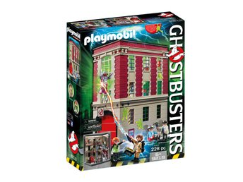Playmobil - Ghostbusters - Firehouse (9219) - Varberg - Playmobil - Ghostbusters - Firehouse (9219) - Varberg