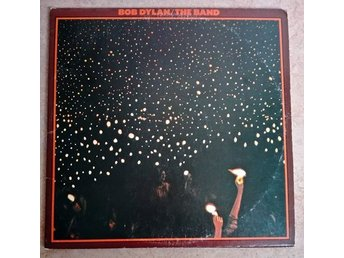 Bob Dylan / The Band  Dubbel LP, 1974