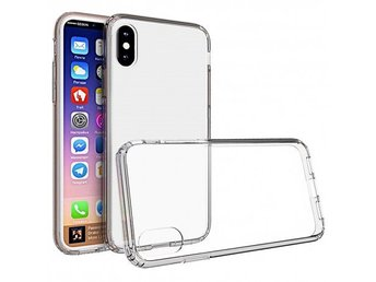 Clear Hard Case Apple iPhone X Färg: Transparent