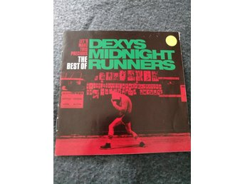 Dexy Midnight Runners The Best of.  Let's make this Precious.