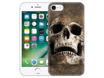 iPhone 7 Skal Cracked Skull