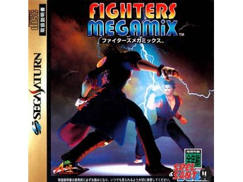 Fighters Megamix (Japansk Version)