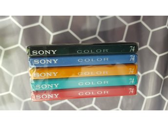 Sony mini disc 5st NY