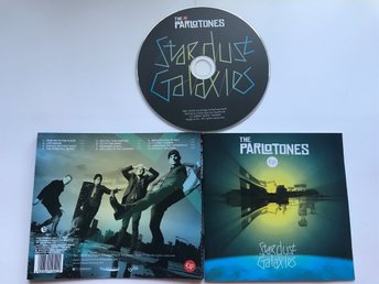 THE PARLOTONES : Stardust Galaxies