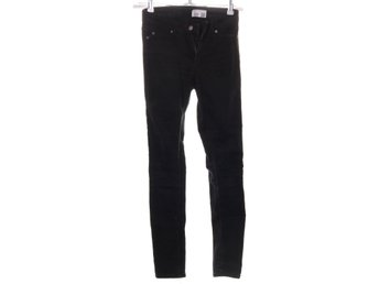 Cheap Monday, Jeans, Strl: 25/30, Svart