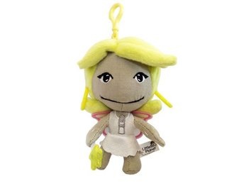 Little Big Planet Sackgirl Angelica Keychain 12cm (NY)