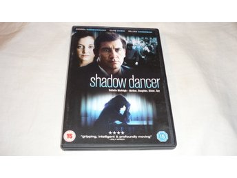 Shadow Dancer - Clive Owen - Andrea Riseborough - Engelsk text