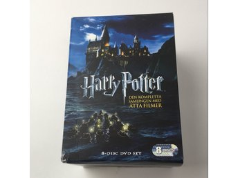 Warner Bros. Pictures, Film, Harry potter 8 disc, Flerfärgad
