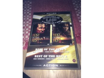 Best of the Best 1 & 2 Eric Roberts   En riktig kult film  ny inplastad