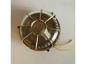 Helt nya Köpa marin stil lampa i mässing - b.. (350921261) ᐈ SigtunaMarin DE-96