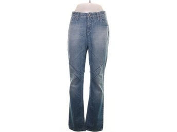 GANT, Jeans, Strl: 29/32, Nelly low waist regular fit superslim leg, Blå