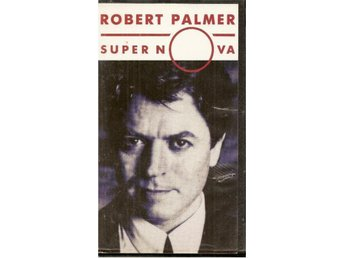 ROBERT PALMER - SUPERNOVA  (VHS FILM  )