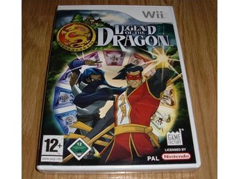 Wii: Legend of the Dragon