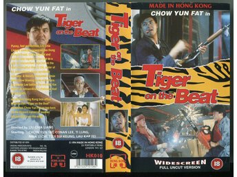 Tiger On The Beat från 1988 av Liu Chia-liang m Chow Yun-Fat