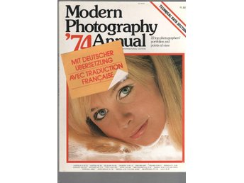 Modern photography annual 1974