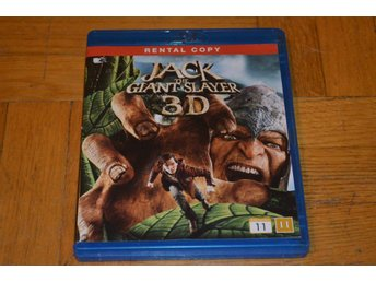 Jack The Giant Slayer 3D ( Nicholas Hoult Ewan McGregor )  2013 - Bluray Blu-Ray