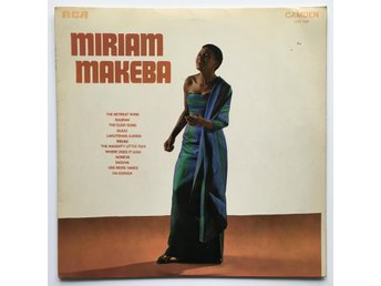 MIRIAM MAKEBA Miriam Makeba LP UK 1970
