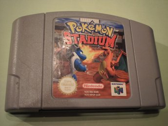 Pokemon Stadium  - N64 / Nintendo 64