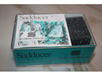 Seymour Duncan Sadducer Acoustic Saddle Stransducer