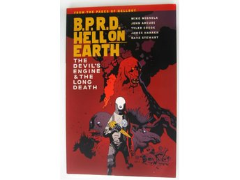 B.P.R.D. Hell on Earth Volume 4:The Devil's Engine & the Long Death/Mignola/TPB