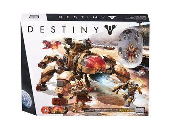 Destiny Mega Bloks Construction Set Fallen Walker