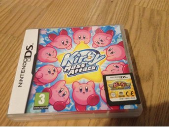 Kirby Mass Attack+Kirby Superstar Ultra
