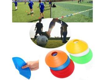 Javascript är inaktiverat. - Skärholmen - 10st Skiva skivor för fotbollsträning fotboll träningDiameter: 19cm3.8cm högfärg: GrönLeveranstiden ca 1-2 veckor. - Skärholmen
