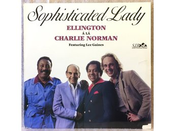 Charlie Norman feat. Lee Gaines / Sophistcated Lady -- S.I.R. TK 792, 1981 - NM