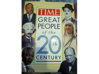 Time, Great people of the 20th century