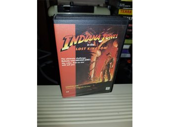 INDIANA JONES IN THE LOST KINGDOM till Commodore 64