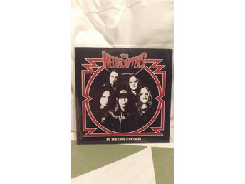 The Hellacopters - By the grace of god 7""