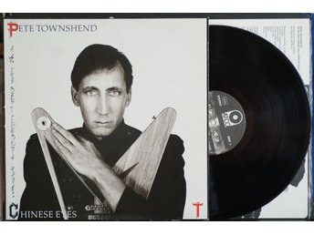 Pete Townshend - All The Best Cowboys Have Chinese Eyes - LP