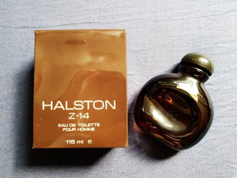 Vintage Halston Z - 14 Eau de Toilette for Men, 115 ml. Anno 1974.