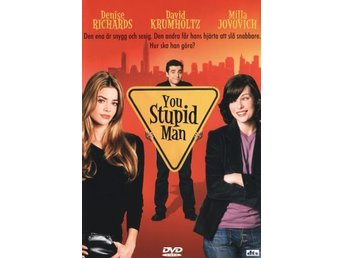 DVD - You Stupid Man (Beg)