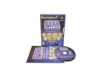 SEGA Classics Collection (Svenska versionen / PS2)
