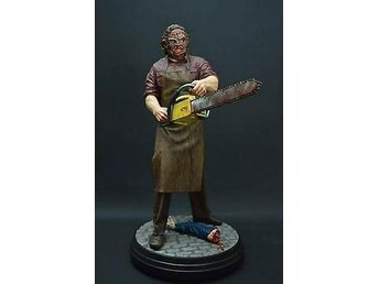 Texas Chainsaw 3D - Statue 1/4 Leatherface 51 cm, Ny, Oöppnad..