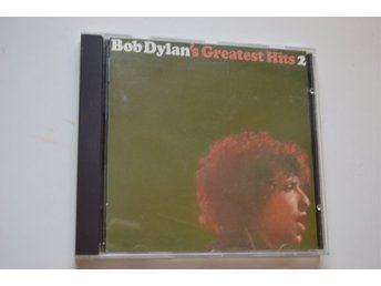 Bob Dylan´s Greatest hits 2 på CD