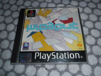 Wipeout 3 PS1