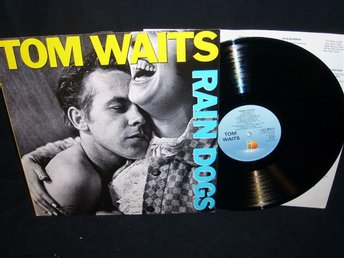 Tom Waits ‎– Rain Dogs _LP