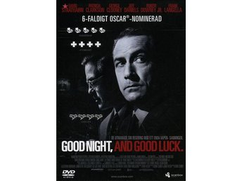 Good night, and good luck (2005) *NY-INPLASTAD! *UTGÅTT!*