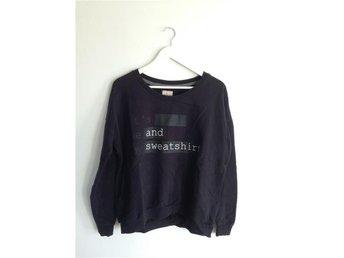 Sweatshirt från nelly. Storlek M. - Själevad - Sweatshirt från nelly. Storlek M. - Själevad