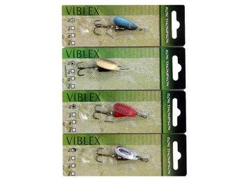 Nya Fiskedrag Fiske Spinnare Sked Viblex 6 Gram Effektiv Gädda Gös Abborre mm - Träslövsläge - Nya Fiskedrag Fiske Spinnare Sked Viblex 6 Gram Effektiv Gädda Gös Abborre mm - Träslövsläge