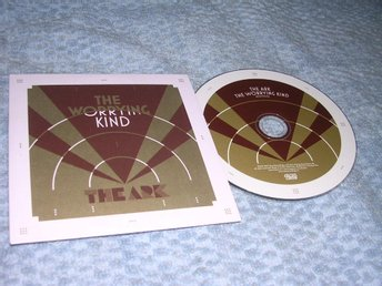 The Ark - The Worrying Kind (cds) Mint!!