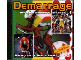 Demarrage - CYKLA TOUR DE FRANCE - PC spel / NYTT