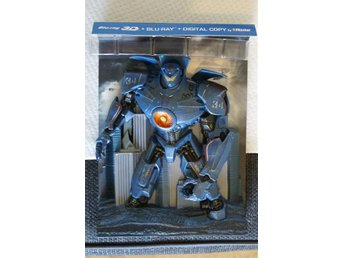 Pacific Rim 3D Robot-Pack