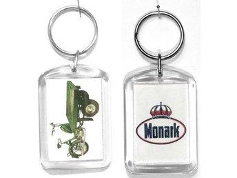 Monark 1189 Flakmoped 1975 nyckelring - Nävekvarn - Monark 1189 Flakmoped 1975 nyckelring - Nävekvarn