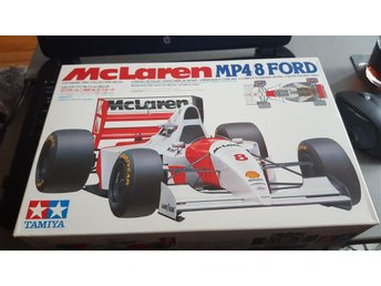 Tamiya Mclaren  Mp 4/8 Ford skala 1/20 plus bonusar