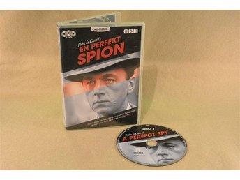 John Le Carré - En Perfekt Spion 1987 - dvd - Bromma - John Le Carré - En Perfekt Spion 1987 - dvd - Bromma