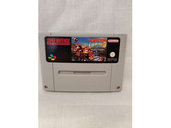 Donkey Kong Country 3 / SNES / EUR